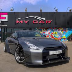 Nissan Gt-r By LB WORKS Zeidwhips