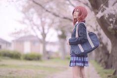 Asae Ayato (浅絵綾人)    Maki Nishikino   LoveLive! School Idol Project
