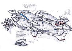Interior Sketches on Behance