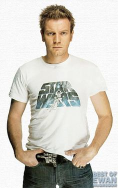 Wouldn't it have been awesome if they ever made Star Wars prequels to cast Ewan McGregor as Obi Wan?  ....