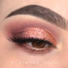 Beautiful Eye Makeup Videos from - EYE Makeup Magical Makeup, Glamorous Makeup, Glam Makeup, Skin Makeup, Eyeshadow Makeup, Beauty Makeup, Makeup 101, Makeup Goals, Makeup Inspo