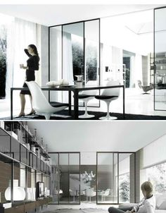 Sliding Doors: Sleek Room Dividers Separate Spaces in Style | Dornob