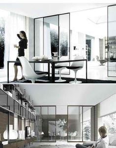 Sliding Doors: Sleek Room Dividers Separate Spaces in Style  |   Dornob