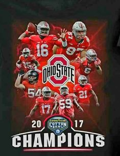 The Buckeyes win it all Buckeyes Football, Ohio State Football, Ohio State University, Ohio State Buckeyes, College Football, Football Stuff, Football Baby, Football Helmets, Ohio State Wallpaper