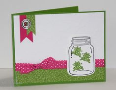 Jill's+Card+Creations:+Whats+in+your+Jar?++#1