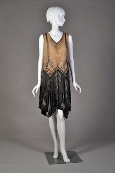 Evening dress ca. 1927