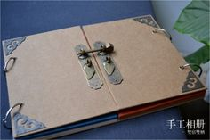 homemade journal... great gifts, want one for people to write quotes, prayers, etc at home