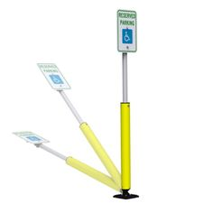 Sta-Rite Sign Posts | Impact Recovery Systems, Inc