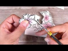Card Making Tutorials, Card Making Techniques, Card Companies, Supply List, Less Is More, Color Card, Diy Cards, Cardmaking, Birthday Cards
