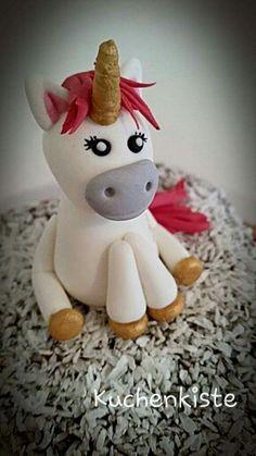 #unicorn #minicake #chocolate #coconut #gold #forlittlegirls