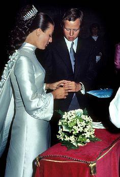 Prince Philipp and Princess Isabelle of Liechtenstein