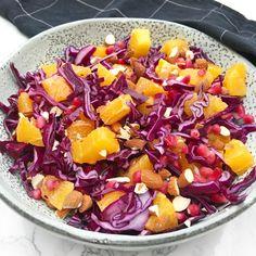 Waldorf Salat, Clean Eating, Healthy Eating, Dinner For 2, Paleo Sweet Potato, Vegetarian Recipes, Healthy Recipes, Healthy Chicken Dinner, Danish Food