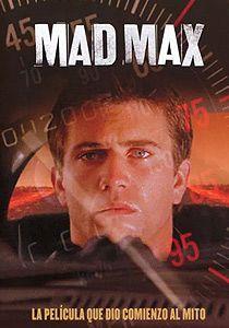 Afiche de Mad Max