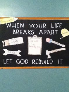 Here is a cool bulletin board decorating idea - you could use this with The Great Skybridge Showdown!