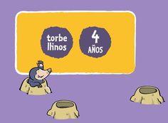 """Recursos Educativos de Educación Infantil: """"Torbellinos"""" de 4 años. Editorial Casals."""