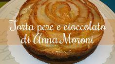 La video ricetta della torta pere e cioccolato. Da una ricetta di Anna Moroni. Ingredienti e procedimento.