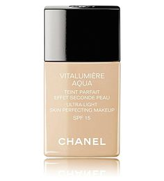 Party Season Makeup looks and Trends - Glowing Skin using Chanel Vitalumiere Aqua Ultra Light Skin Perfecting Foundation For Pale Skin, Best Foundation, Makeup Foundation, Skin Undertones, Chanel Makeup, Chanel Chanel, Light Skin, Skin Makeup, Make Up