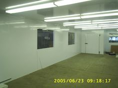 Cold Storage Project - Step 2  http://www.aboard.co.za/