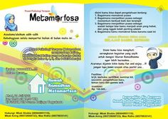 Rumah Ramadhan Metamorfosa merupakan serangkaian kegiatan asyik untuk mengisi liburan Ramadhan khusus untuk adik-adik yang sekarang duduk di bangku kelas 3, 4, 4, dan 6 SD/sederajat. Semua dikemas dalam acara: Belajar sambil Bermain Fasilitas: ta'jil, berbuka, sertifikat, seminar kit, souvenir, pengetahuan, teman, dan games Investasi: Rp 150.000