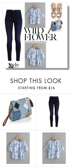 """""""sleeve striped blouse"""" by muamera03 ❤ liked on Polyvore featuring Marc Jacobs and Max&Co."""