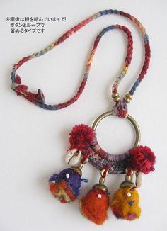 Одноклассники Handmade Jewelry Designs, Handmade Beads, Handmade Necklaces, Handcrafted Jewelry, Textile Jewelry, Fabric Jewelry, Tribal Jewelry, Jewelry Crafts, Jewelry Art
