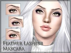 Pralinesims' Feather Lashes Mascara