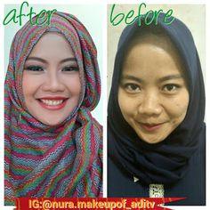 Nura Make Up Of ADITV: jasa make up pesta