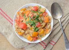 Paleo Dirty Rice | Elana's Pantry