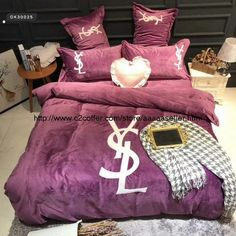 Luxury Bedding Sets On Sale Cheap Bedding Sets, Cheap Bed Sheets, Cotton Bedding Sets, Queen Bedding Sets, Comforter Sets, Gray Comforter, Luxury Bedroom Sets, Luxurious Bedrooms, Bed Sets For Sale