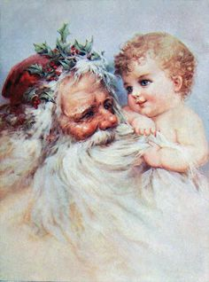 Interior & Decor: Pictures for decoupage. Christmas. Part 3