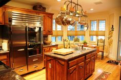 Kitchen. Luxury Vacation Rental Home, Victorian Homestead in the West End, Aspen, Colorado. Aspen Signature Properties Exclusive.
