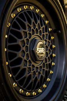 """""""To complete a car, one must need good alloy wheels."""" --- these rims are awesome Bbs Wheels, Truck Wheels, Chrome Wheels, Rims For Cars, Rims And Tires, Wheels And Tires, Golf 1 Cabrio, Vw Cabrio, Custom Wheels"""