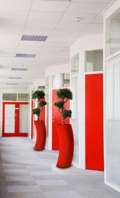 NEW LIVINGREEN DESIGN GRP PLANTER RANGE : MUSA http://www.livingreendesign.com/category/212-grp-musa-planter.aspx