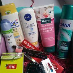 Schön für mich Box Juni 2015  Gute Produkte :)