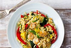 Treat yourself with these hearty andhealthy orzo recipes.