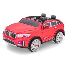 SPORTrax BMW X7 Style Battery Powered Riding Toy with MP3 Player Red - ST998R