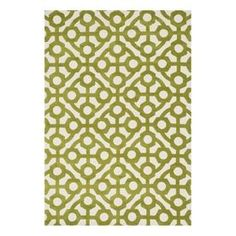 Loloi Cassidy Green Rectangular Indoor Machine-Made Area Rug (Common: 3 X 5; Actual: 3.5-Ft W X 5.5-Ft L) Casshcd11gr003