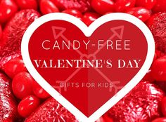 Valentine's Day Books and Non-Candy Gift Options for Kids - candy-free gifts your children will love long after the holiday