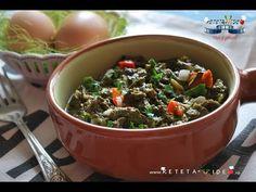 MANCARE DE SPANAC - YouTube Romanian Food, Grains, Rice, Vegan, Healthy, Youtube, Happy, Home, Kitchen