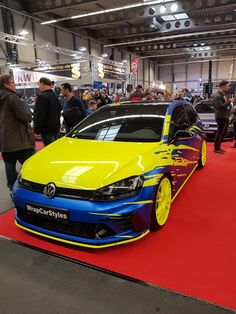 Golf trick, tips and training Volkswagen Models, Car Volkswagen, Vw Cars, Vw Racing, Bling Car Accessories, Vinyl Wrap Car, Car Paint Jobs, Chevrolet Spark, Vw Scirocco