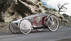 The Faeton, un véhicule futuriste inspiré du passé