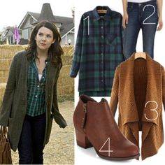lorelai gilmore outfits - Google Search More