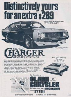 Not quite a Holden 😉 Australian Muscle Cars, Aussie Muscle Cars, Chrysler Valiant, Moto Car, Old Ads, Kit Cars, New Tricks, Vintage Ads, Mopar