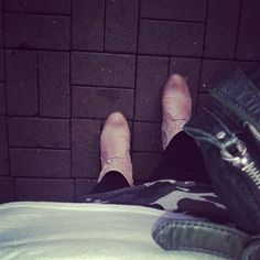 Street Style / Bullboxer Shoes From @annchristin86