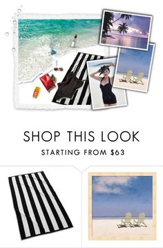 """""""Island Escape: Day 7"""" by antoniasalvato ❤ liked on Polyvore featuring Kassatex"""