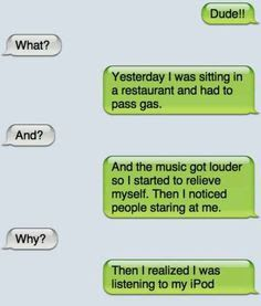 funniest texts ever - Community - Google+