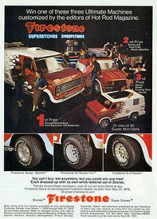 1978 Firestone Tires Sweepstakes | by coconv