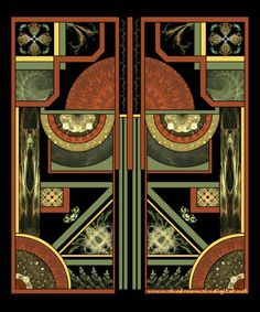 digital Art Deco                                                                                                                                                      More