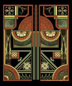 digital Art Deco                                                                                                                                                      More
