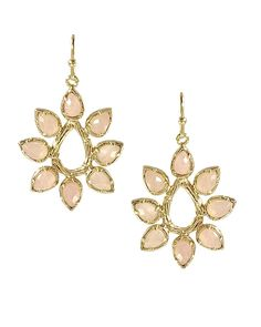Sari Small Starburst Earrings in Rose - Kendra Scott Jewelry